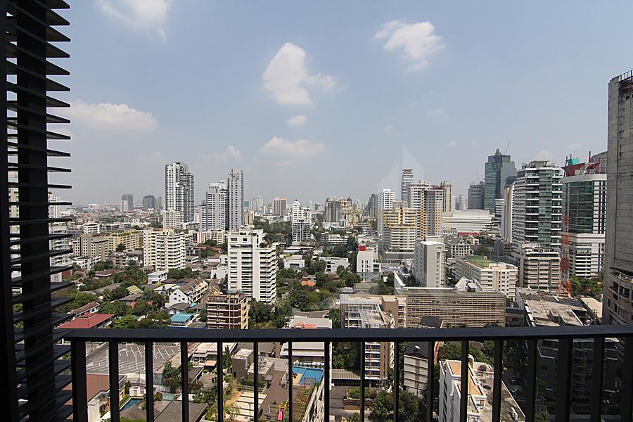 Edge Sukhumvit 23 - Продажа: Кондо c 1 спальней возле станции MRT Sukhumvit, Bangkok, Таиланд | Ref. TH-GTDVNDMV