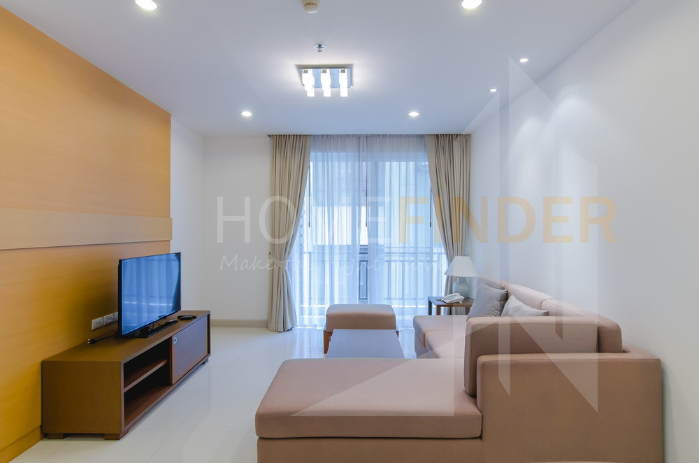 N.S. Residence - For Rent 2 Beds Condo in Watthana, Bangkok, Thailand | Ref. TH-AOYPMABY