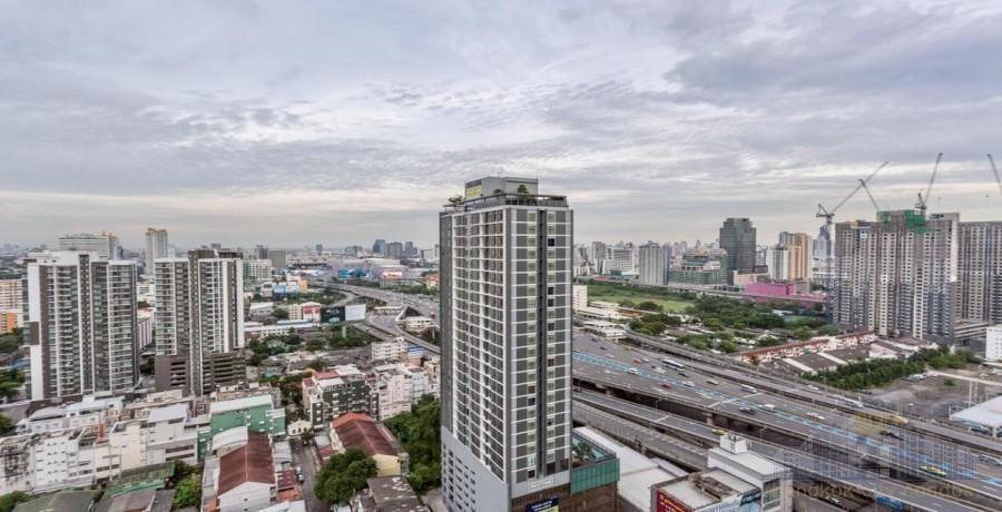 Rhythm Asoke - В аренду: Кондо с 2 спальнями возле станции MRT Phraram Kao 9, Bangkok, Таиланд   Ref. TH-ERMHPRWS