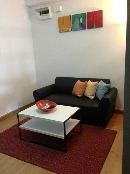 Supalai Park Asoke - Ratchada - В аренду: Кондо 34 кв.м. возле станции MRT Phraram Kao 9, Bangkok, Таиланд | Ref. TH-CQJKPDYY