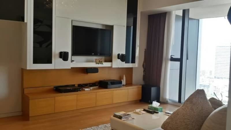 เดอะ เม็ท - ให้เช่า คอนโด 2 ห้องนอน ติด BTS ช่องนนทรี | Ref. TH-UPPLIEGB