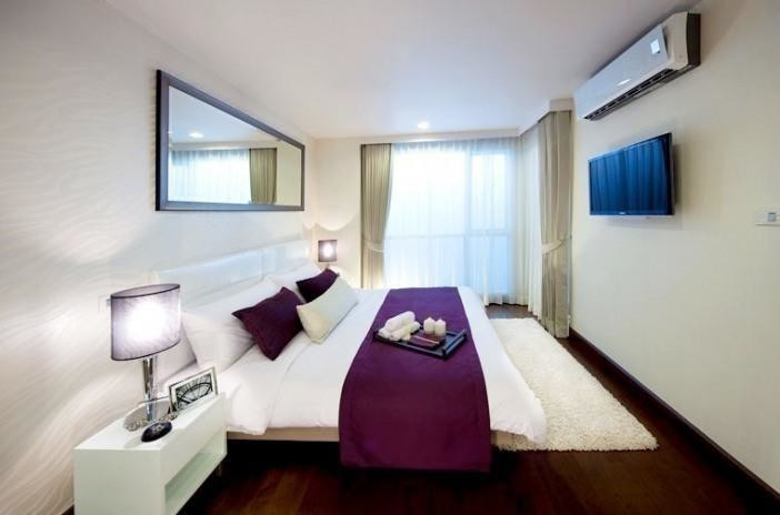 LIV @5 - Продажа или аренда: Кондо c 1 спальней возле станции BTS Nana, Bangkok, Таиланд | Ref. TH-CDYIQBSV