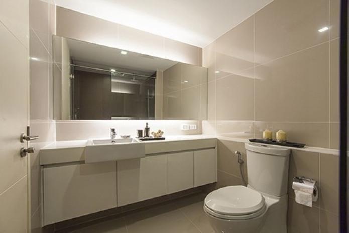 LIV @5 - В аренду: Кондо с 2 спальнями возле станции BTS Nana, Bangkok, Таиланд | Ref. TH-QUWNVTCS