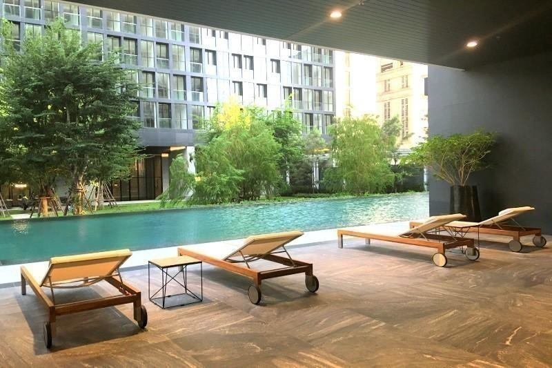 Noble Ploenchit - For Sale 2 Beds コンド Near BTS Phloen Chit, Bangkok, Thailand | Ref. TH-FHWNPEYX