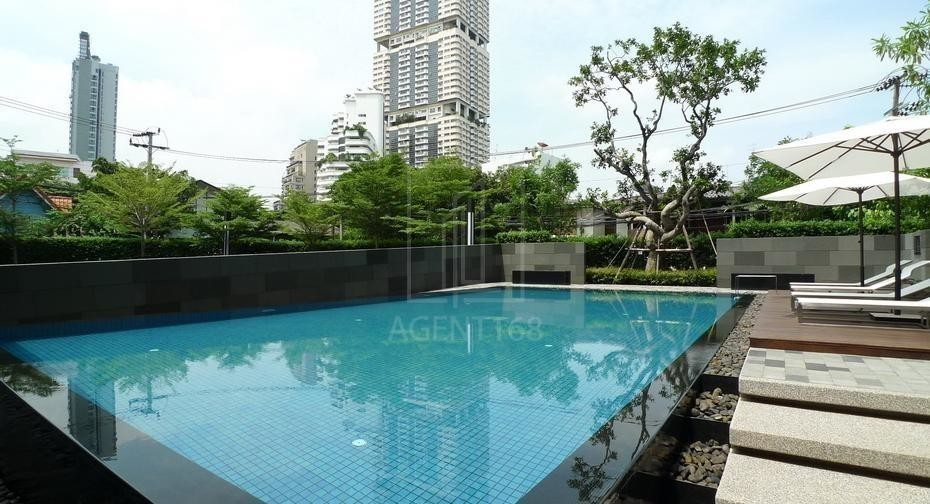 The Seed Musee - For Sale or Rent 1 Bed Condo Near BTS Phrom Phong, Bangkok, Thailand | Ref. TH-QUWDCOCB