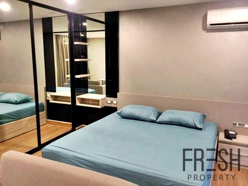 Tree Condo Sukhumvit 50 - В аренду: Кондо c 1 спальней возле станции BTS On Nut, Bangkok, Таиланд | Ref. TH-ITZGNFRG