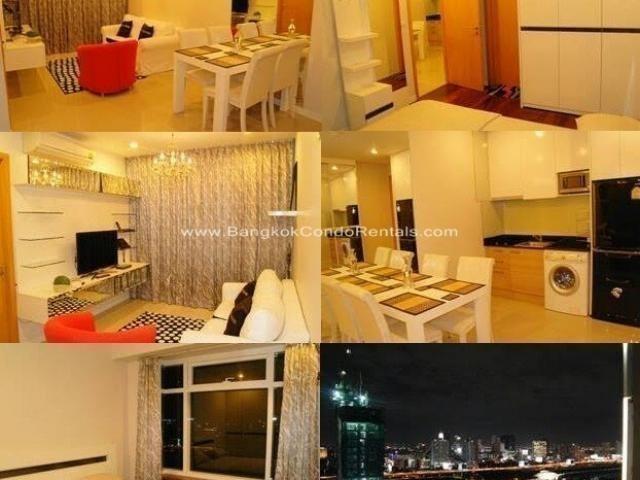 Circle Condominium - For Sale or Rent 1 Bed Condo in Watthana, Bangkok, Thailand | Ref. TH-SRASNANF