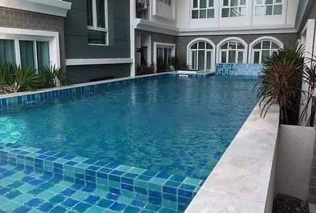 For Sale 1 Bed Condo Near BTS Bearing, Chonburi, Thailand