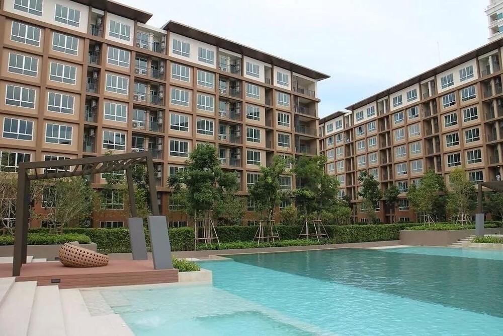 Baan Thew Lom - For Sale 2 Beds Condo in Cha Am, Phetchaburi, Thailand | Ref. TH-UURYMJVC