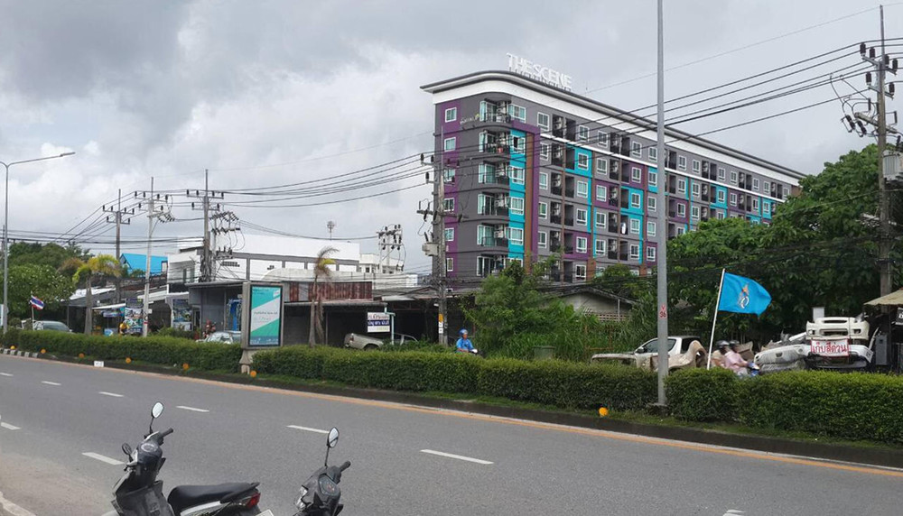 The Scene Condo - For Rent 1 Bed コンド in Kathu, Phuket, Thailand | Ref. TH-AAOQRBCK