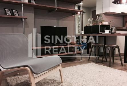В аренду: Кондо 35 кв.м. возле станции BTS Asok, Bangkok, Таиланд