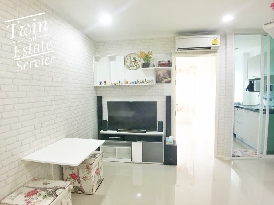 Notting Hill - For Sale 1 Bed Condo in Mueang Samut Prakan, Samut Prakan, Thailand | Ref. TH-VJWULVOF