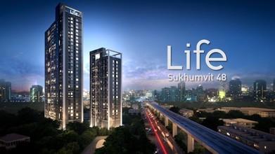 Located in the same building - Life Sukhumvit 48