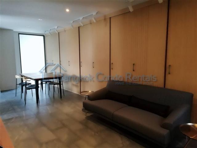 Prasanmit Condominium - For Rent 1 Bed Condo Near MRT Sukhumvit, Bangkok, Thailand   Ref. TH-CFMBJGBI