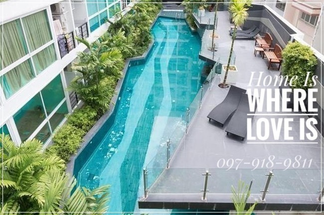 Chateau In Town Major Ratchayothin 2 - For Sale or Rent 1 Bed Condo in Chatuchak, Bangkok, Thailand | Ref. TH-JKGINUDL