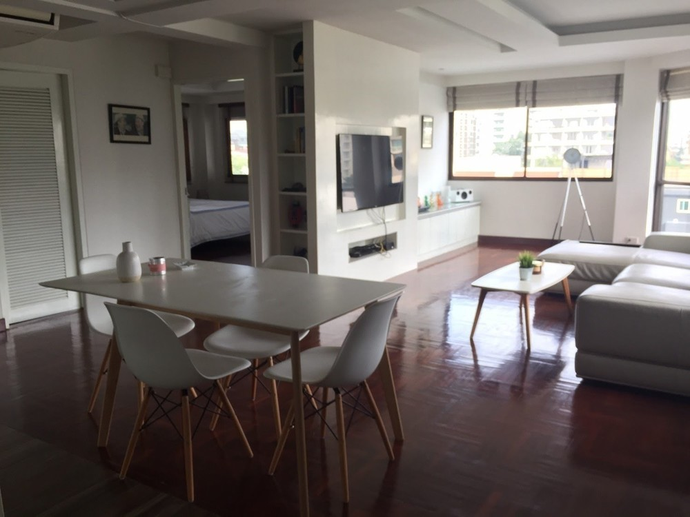 Sukhumvit House - For Rent 2 Beds コンド Near MRT Sukhumvit, Bangkok, Thailand | Ref. TH-ZCIWRDLP