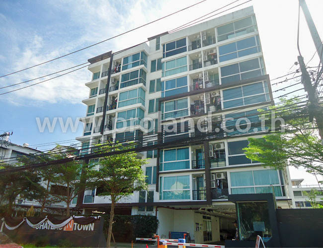 Chateau In Town Major Ratchayothin 2 - For Sale or Rent 1 Bed Condo in Chatuchak, Bangkok, Thailand | Ref. TH-MIMAHUMP