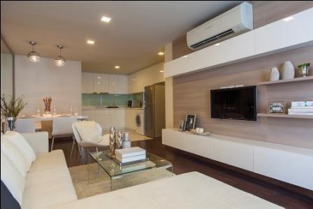 LIV @5 - Продажа: Кондо с 2 спальнями возле станции BTS Nana, Bangkok, Таиланд | Ref. TH-FTYHESVO