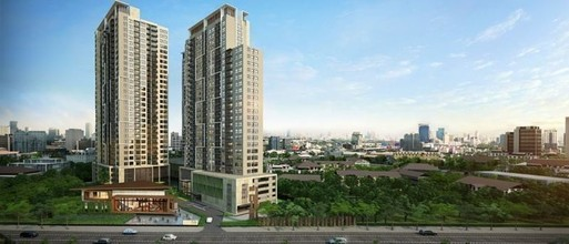 Located in the same area - Sathon, Bangkok