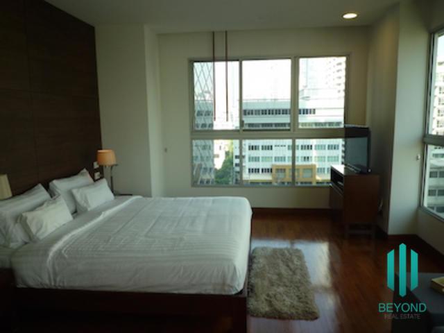 Chodtayakorn - В аренду: Кондо с 4 спальнями возле станции BTS Asok, Bangkok, Таиланд | Ref. TH-TTRCDVOJ
