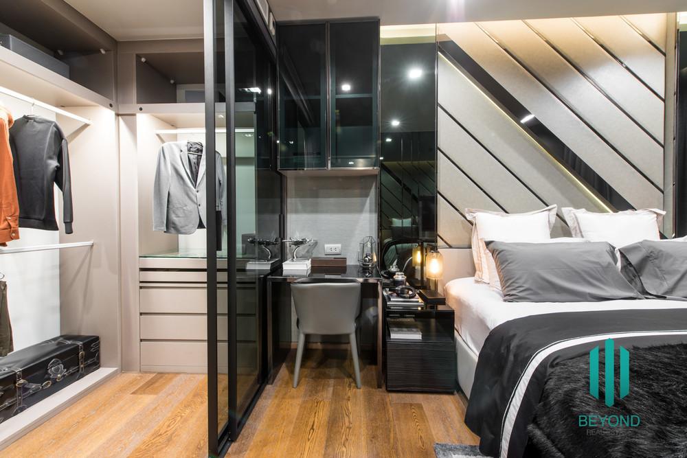 Ideo Q Sukhumvit 36 - For Sale 1 Bed コンド Near BTS Thong Lo, Bangkok, Thailand | Ref. TH-GJTZDRAS