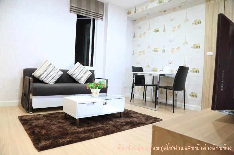 ขาย หรือ เช่า คอนโด 1 ห้องนอน เมืองระยอง ระยอง | Ref. TH-FTARWDMB
