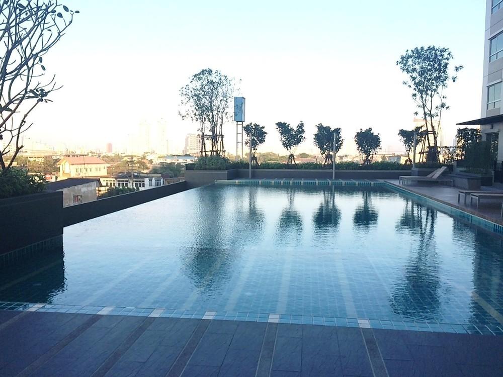 ลุมพินี เพลส สุขสวัสดิ์ - พระราม2 - ขาย คอนโด 1 ห้องนอน จอมทอง กรุงเทพฯ | Ref. TH-ELANAWWY