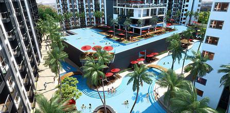 В том же здании - Arcadia Beach Resort