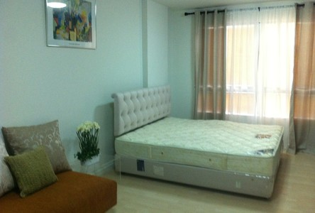 ให้เช่า คอนโด 1 ห้องนอน บางกะปิ กรุงเทพฯ