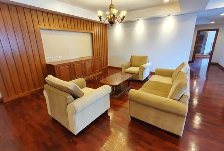 For Rent 3 Beds Condo Near BTS Phloen Chit, Bangkok, Thailand