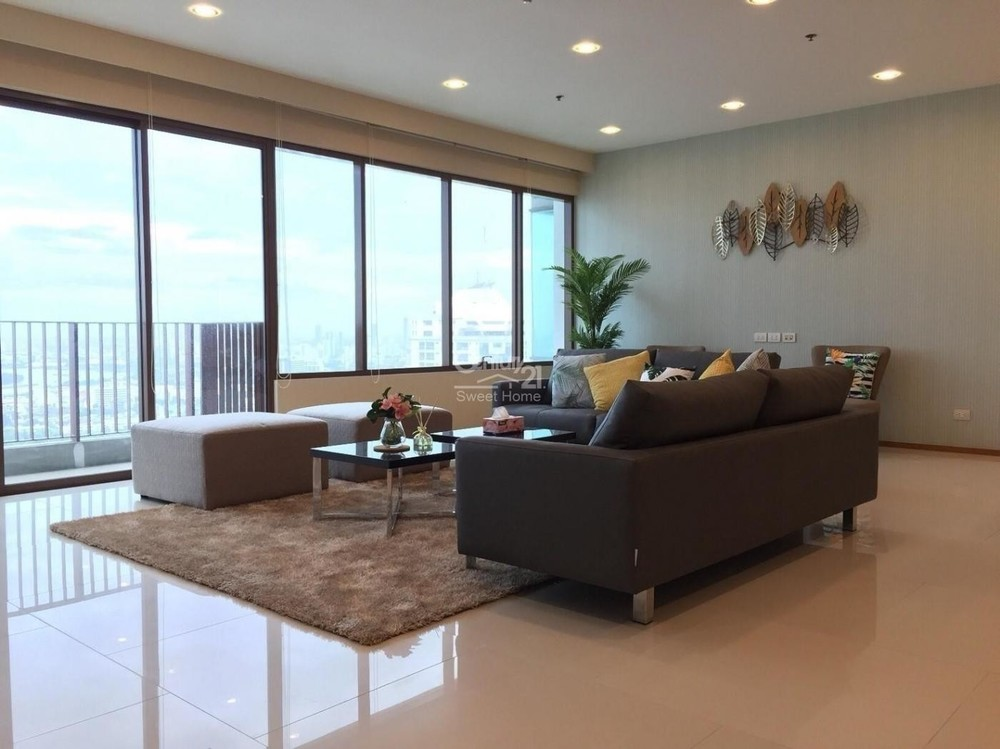 The Emporio Place - For Rent 4 Beds Condo in Khlong Toei, Bangkok, Thailand   Ref. TH-YCYWSUBO