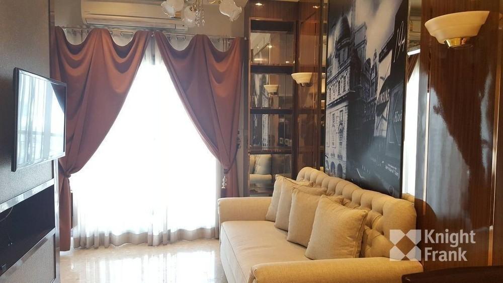 The Crest Sukhumvit 34 - For Rent 1 Bed コンド in Khlong Toei, Bangkok, Thailand | Ref. TH-RHPHKOFR