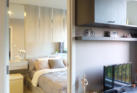 For Rent 2 Beds Condo in Huai Khwang, Bangkok, Thailand