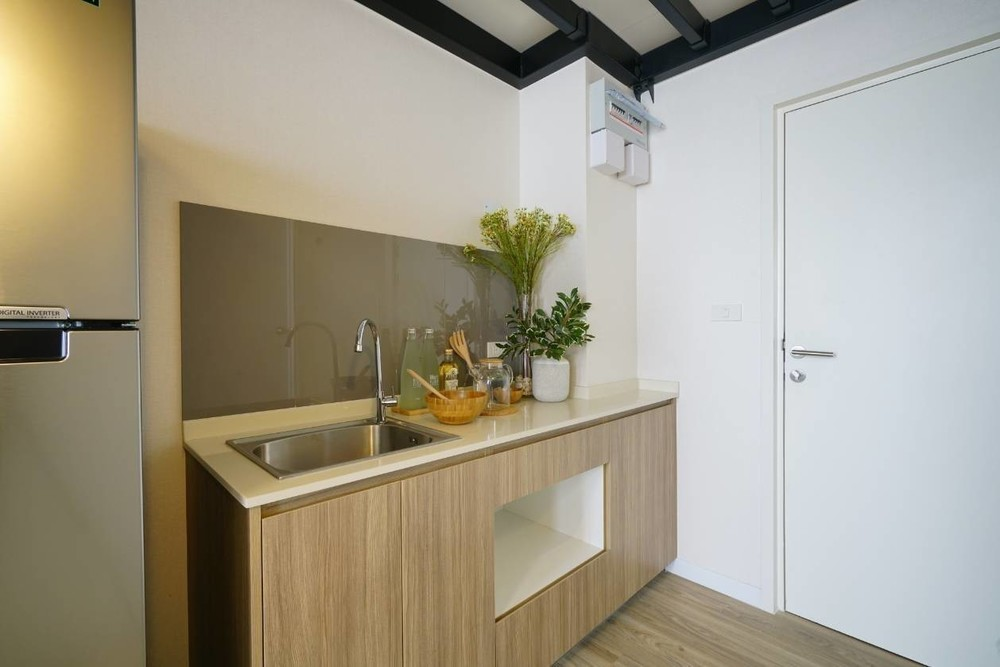 Blossom Condo @ Fashion Beyond - For Sale or Rent 1 Bed Condo in Khan Na Yao, Bangkok, Thailand | Ref. TH-CVNFQDPD
