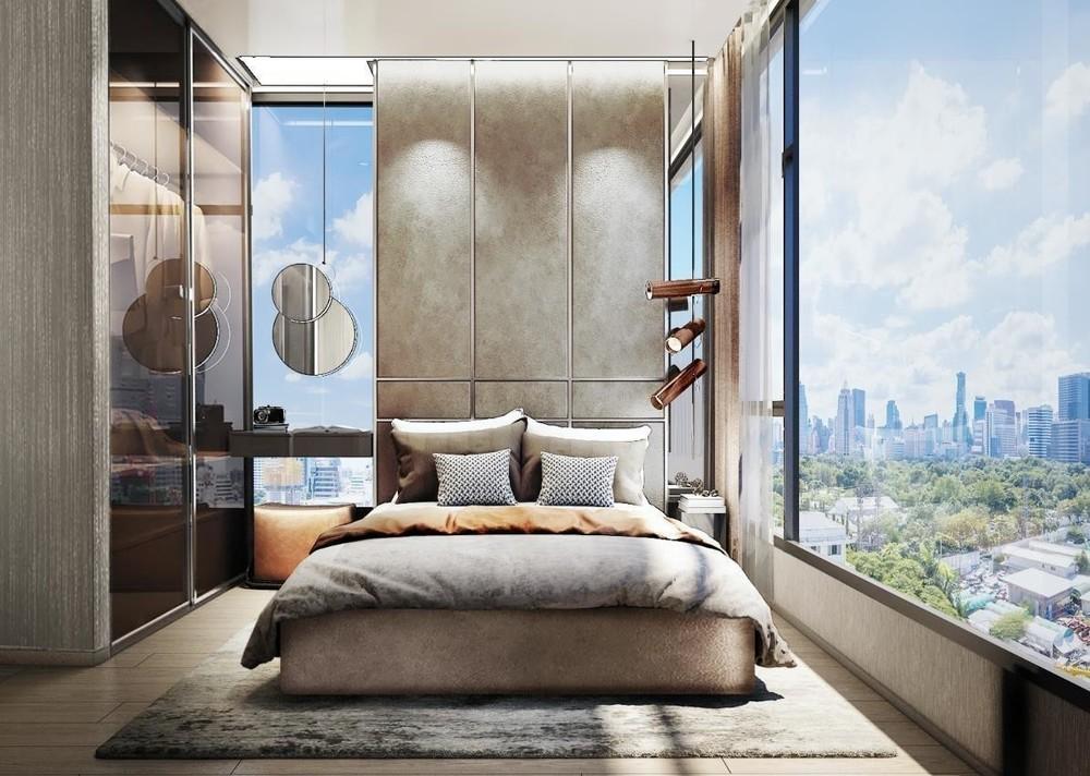 คลาวด์ ทองหล่อ – เพชรบุรี - ขาย คอนโด 2 ห้องนอน ห้วยขวาง กรุงเทพฯ   Ref. TH-TUBCAXRO