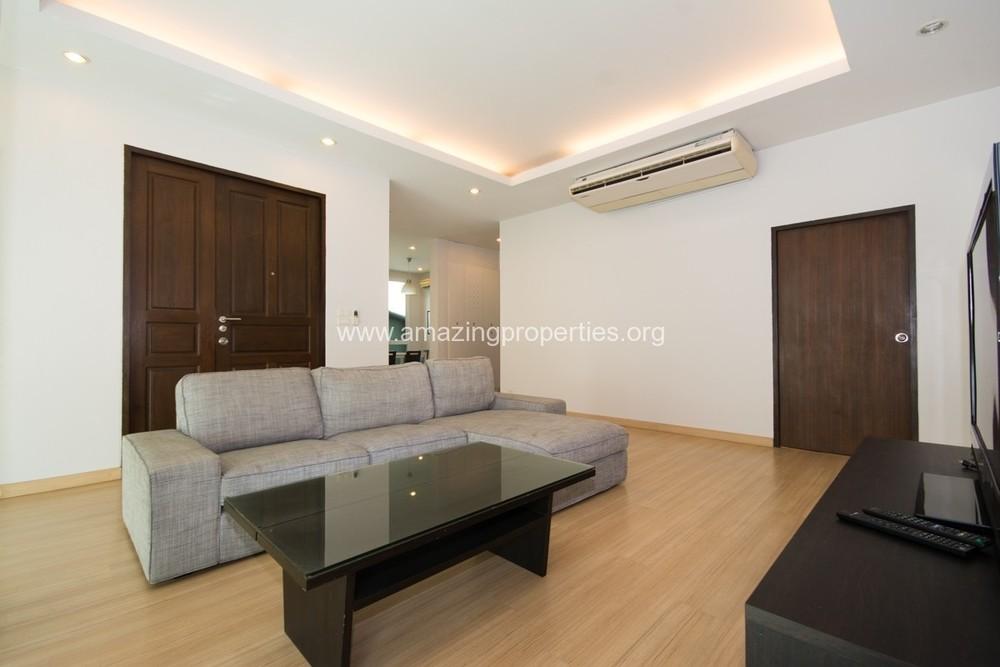 @ Sukhumvit 24 Home - В аренду: Кондо с 3 спальнями возле станции BTS Phrom Phong, Bangkok, Таиланд | Ref. TH-HWBIMAPD
