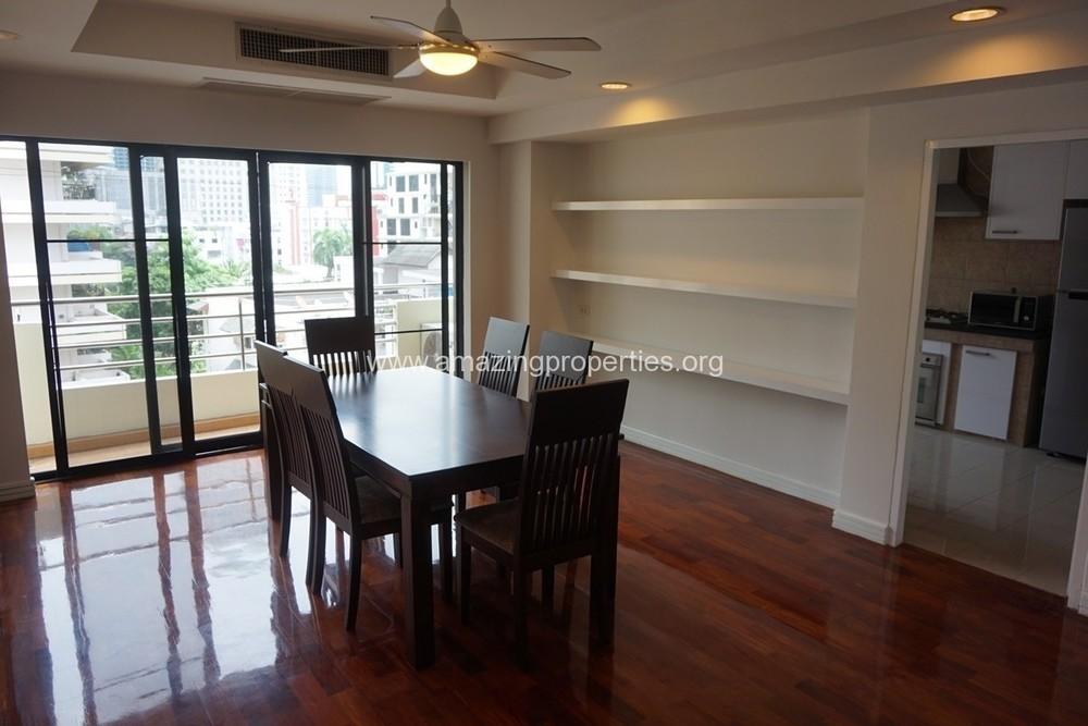 Cosmo Villa - В аренду: Кондо с 3 спальнями возле станции BTS Asok, Bangkok, Таиланд | Ref. TH-THXZJXHP