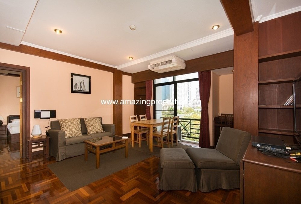 House By The Pond For 2 Beds Condo In Khlong Toei Bangkok
