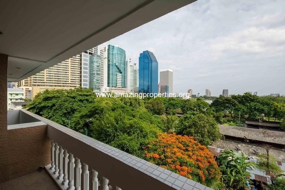 Prem Mansion - For Rent 3 Beds Condo Near BTS Asok, Bangkok, Thailand | Ref. TH-MBGKYBOZ