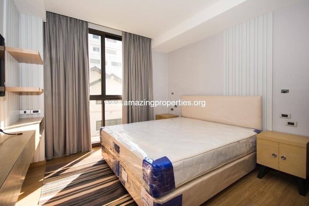 กีรธนา เรสซิเด็นซ์ - ให้เช่า คอนโด 2 ห้องนอน ติด BTS อโศก | Ref. TH-RCREYEMR