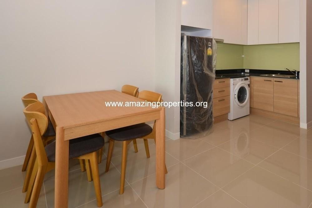 Circle Condominium - For Rent 1 Bed Condo in Watthana, Bangkok, Thailand | Ref. TH-LIOXPNZW