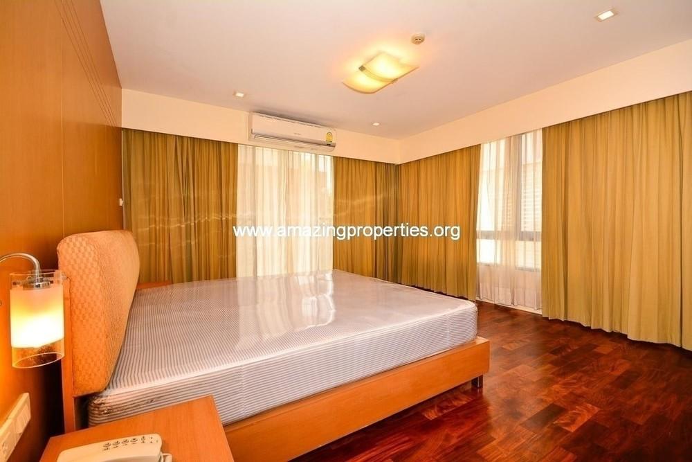 Baan Mela - В аренду: Кондо с 2 спальнями возле станции BTS Asok, Bangkok, Таиланд | Ref. TH-CTNXFNHX