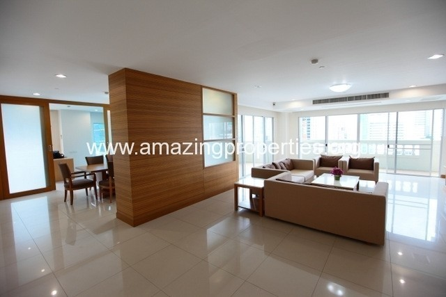 Bangkok View Tower - For Rent 3 Beds コンド Near BTS Phrom Phong, Bangkok, Thailand | Ref. TH-GCMJJOSL