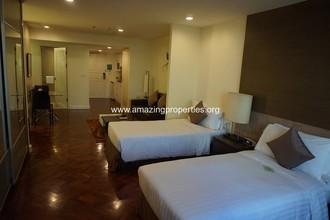 Located in the same building - Phachara Suites Sukhumvit