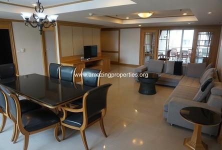 For Rent 3 Beds Condo in Watthana, Bangkok, Thailand