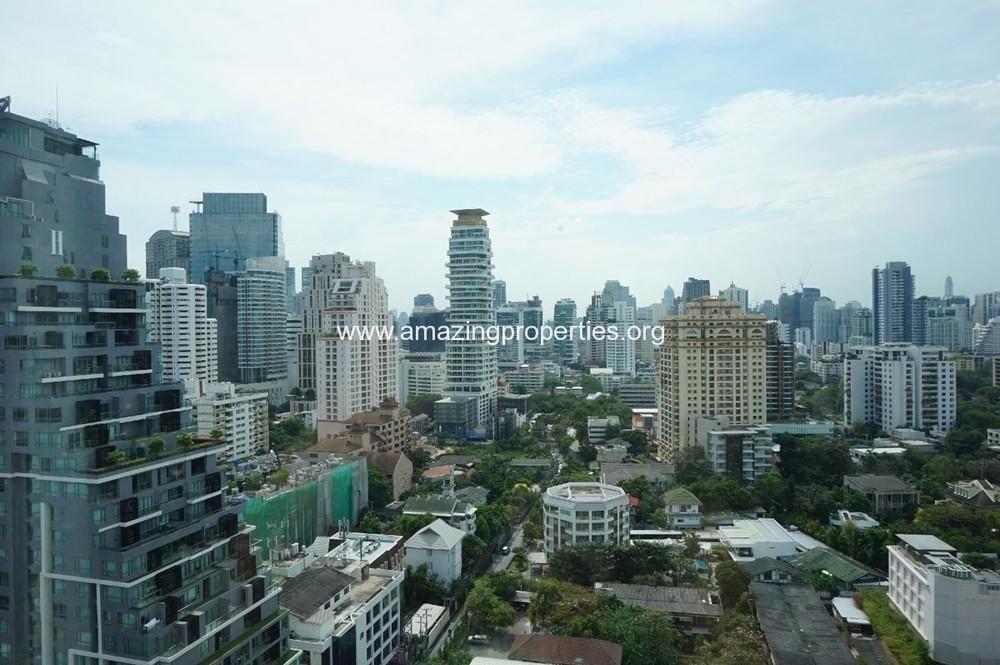 Piyathip Place - В аренду: Кондо с 4 спальнями возле станции BTS Phrom Phong, Bangkok, Таиланд   Ref. TH-FKXNPVYP