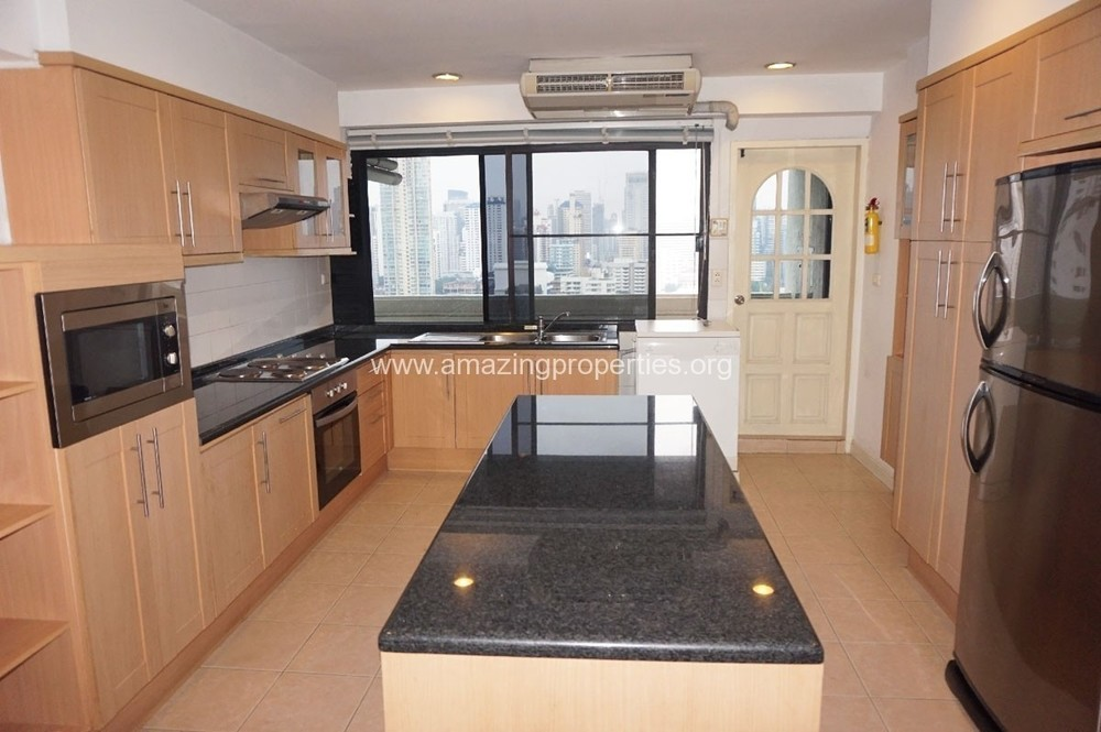 Centre Point Residence Phrom Phong - For Rent 4 Beds Condo in Watthana, Bangkok, Thailand | Ref. TH-CMGHMMTL