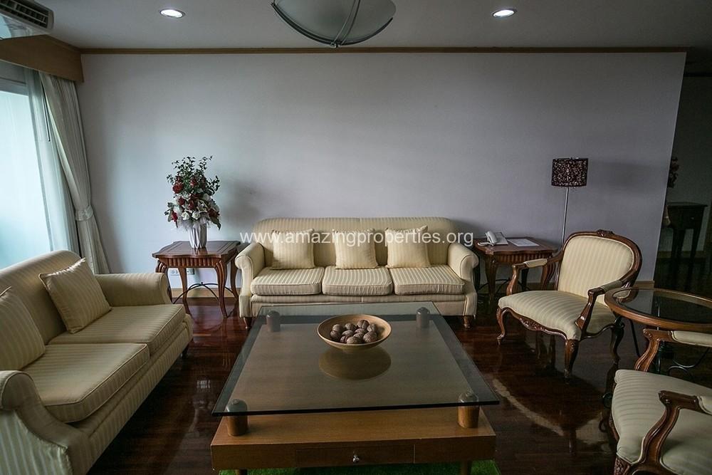 จีเอ็ม ทาวเวอร์ - ให้เช่า คอนโด 3 ห้องนอน คลองเตย กรุงเทพฯ | Ref. TH-LCCTXOLU