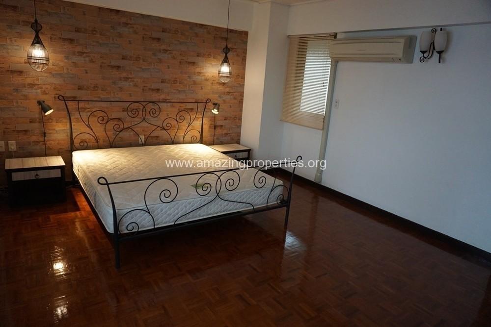บ้าน ปรีดา - ให้เช่า คอนโด 3 ห้องนอน ติด BTS นานา | Ref. TH-MNBEJLTC