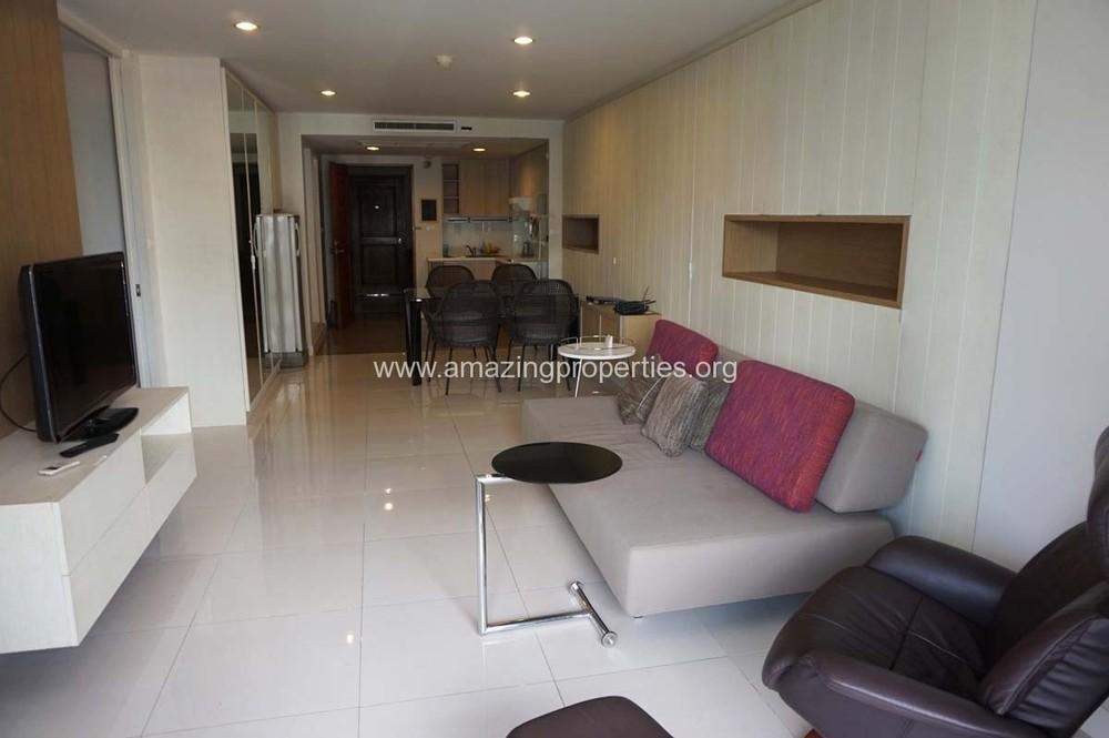 Lake Avenue - В аренду: Кондо c 1 спальней возле станции BTS Asok, Bangkok, Таиланд | Ref. TH-HZJWRSHD